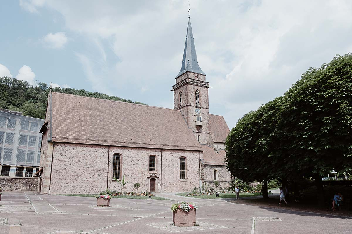 Eglise Saint Dominique de Vieux-Thann