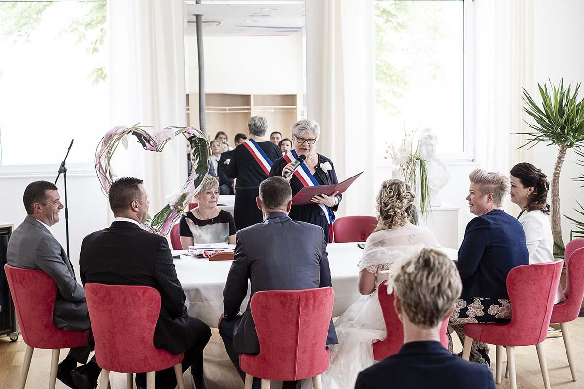cérémonie civile à la mairie de Wittenheim-photographe-mariage-alsace