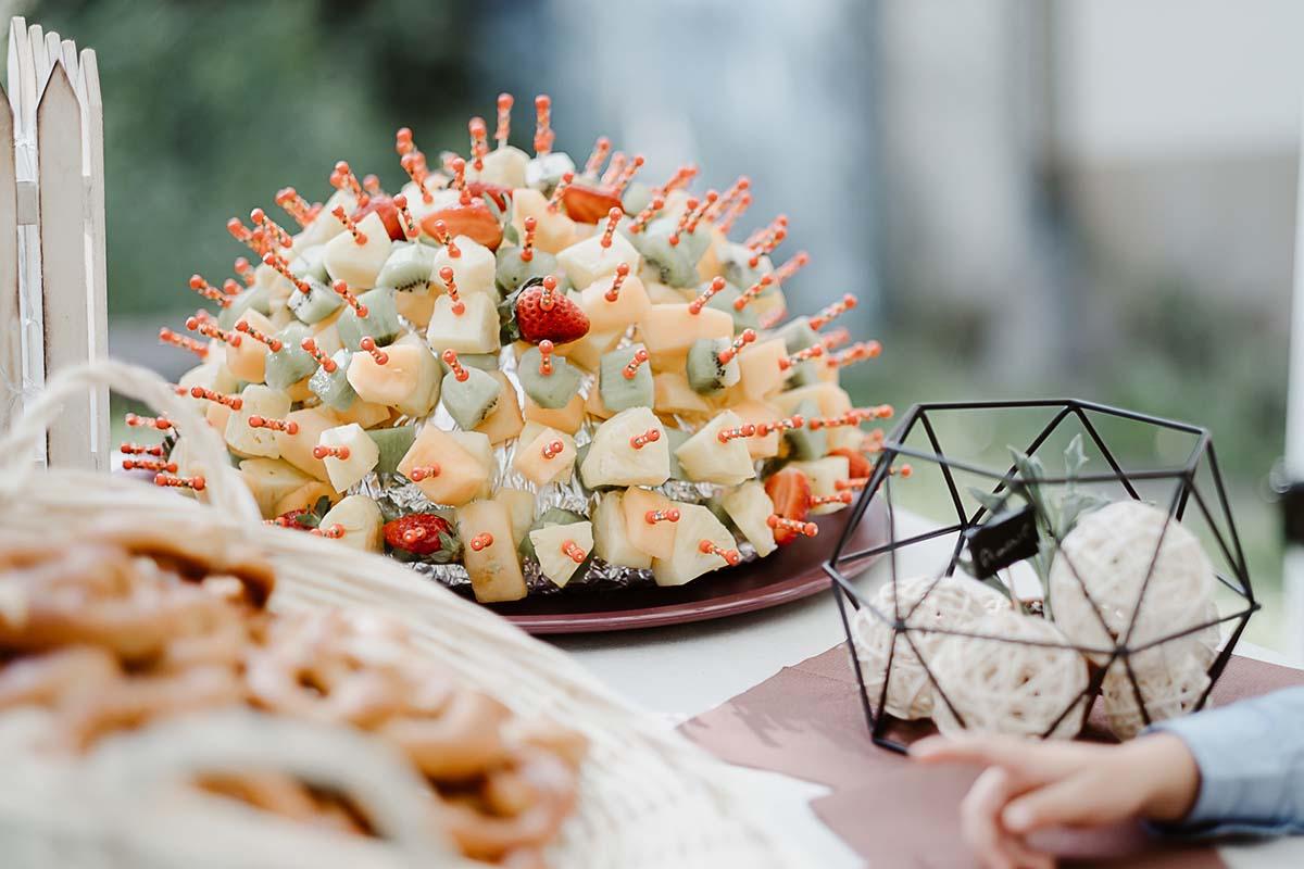 le buffet du vin d'honneur-photographe-mariage-alsace