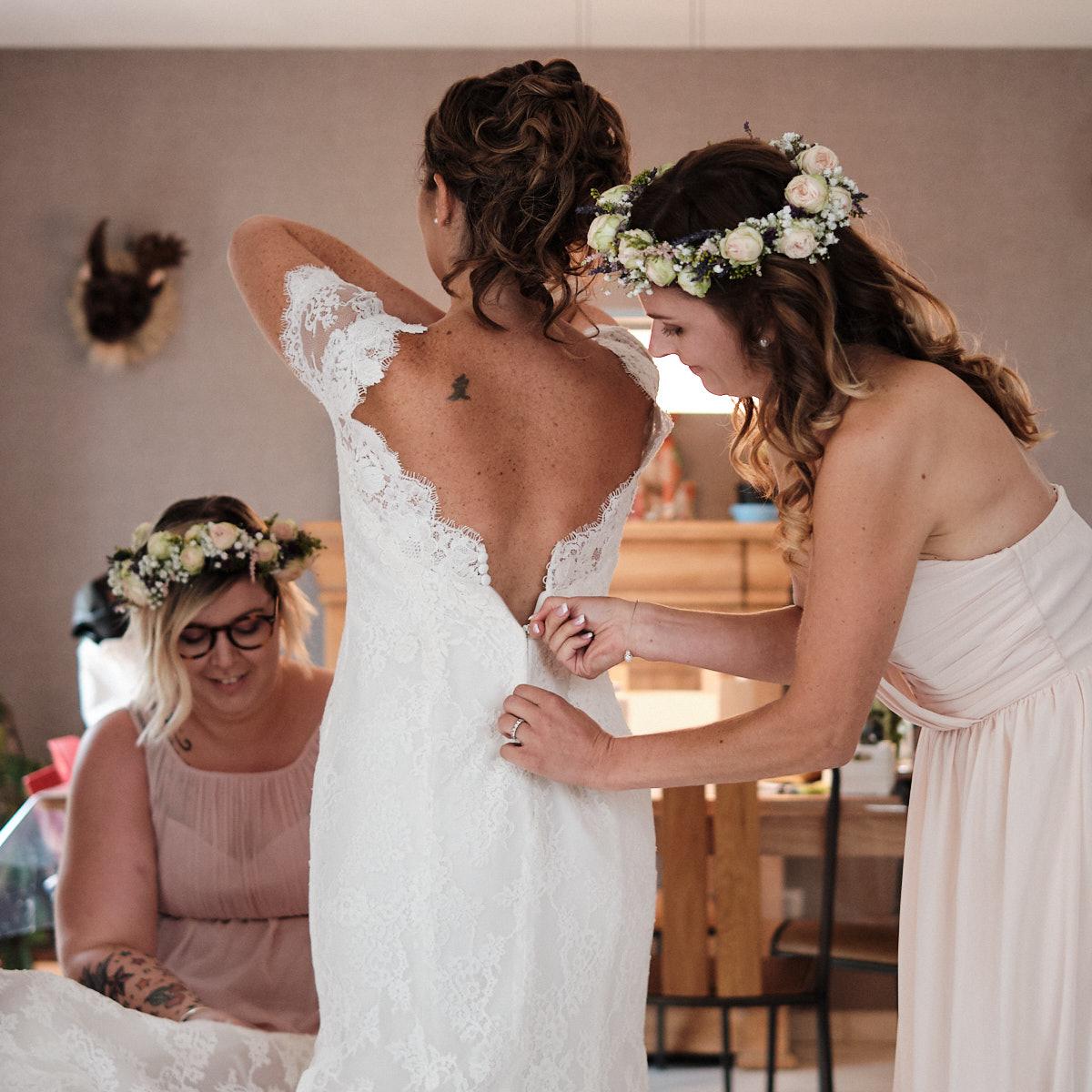 préparatifs de la mariée-photographe-mariage-alsace